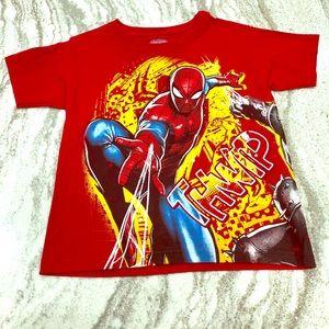 Marvel Spider Man T-shirt sz 6/7